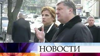 Петра Порошенко вызывают на допрос в Генеральную прокуратуру Украины.