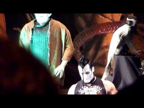 Kirk Von Hammett's Fear FestEvil - Celebrity Panel 1 of 2 - Live 02-08-2014 - San Francisco, CA