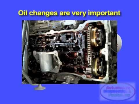 BMW Valvetronic Variable Valve Lift - YouTube