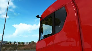 [ETS2 v1.38] Digital Side Mirrors Cam for Scania S/R