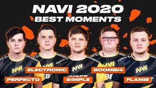 CS:GO Best Moments | NAVI 2020 | Вулкан Киберспорт