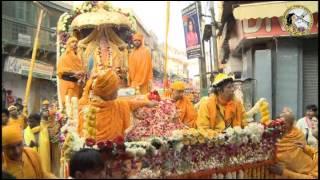 Shobha Yatra & Pushpa Visarjan (Vrindavan)