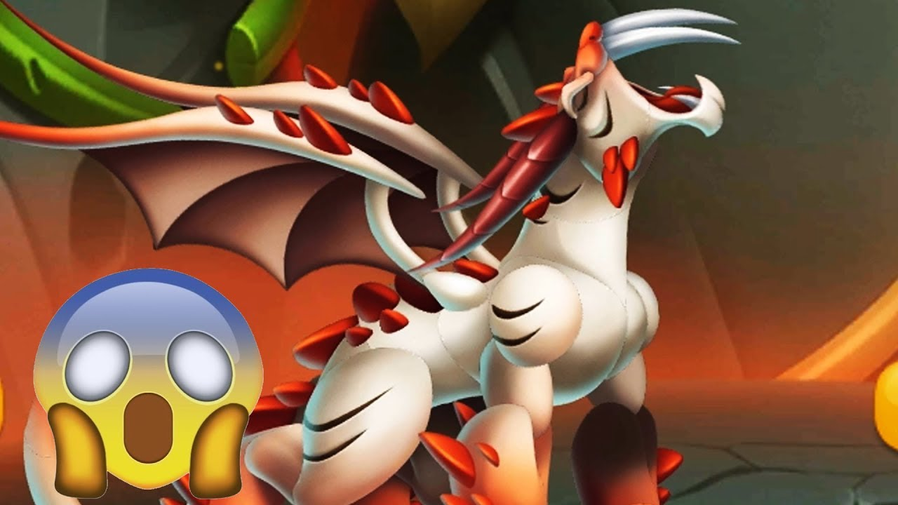 RỒNG VIP DOUBLE PRIMAL HỔ RĂNG KIẾM ĐẸP NHẤT - Dragon City Game Mobile Android, Ios