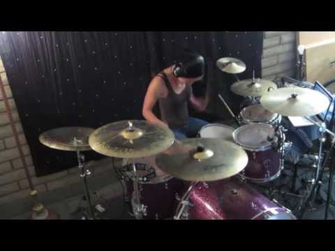 Lindsey Raye Ward - The Veronicas - 4Ever (Drum Cover)