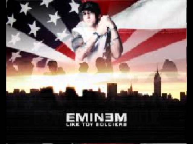 My world eminem