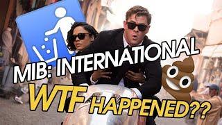 Men In Black: International is straight GARBAGE   Cloudy TV - Film Review