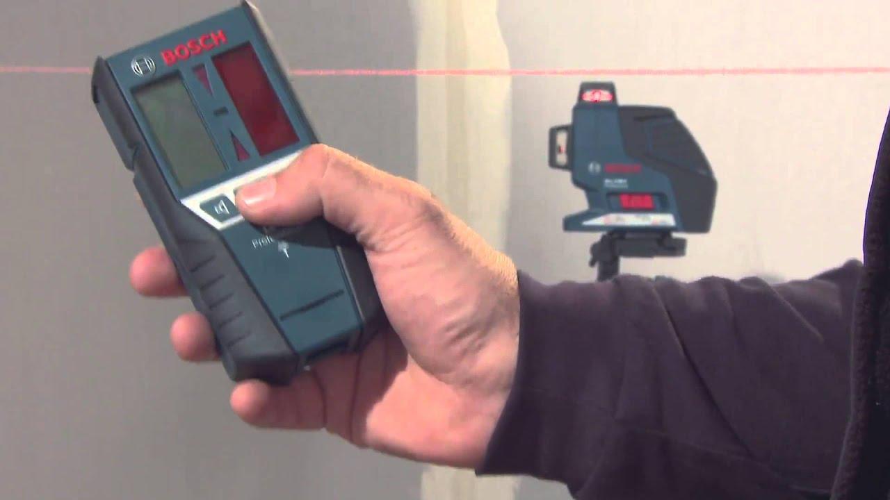 Bosch multilinienlaser gll 3 80 p professional youtube