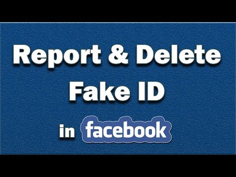 How to Report and Delete a FAKE Facebook ID | Tips&Tricks TV