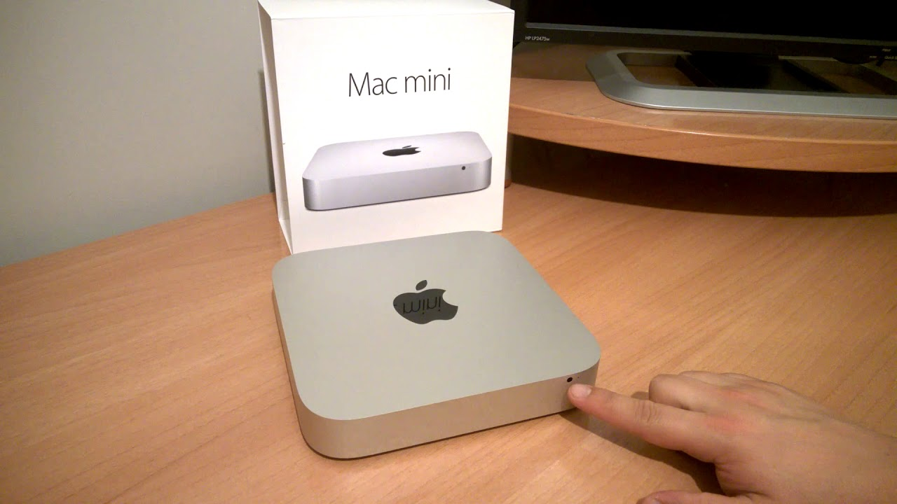 Who is the Mac mini for?