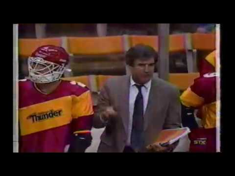 1992 MILL - Baltimore Thunder vs. Boston Blazers