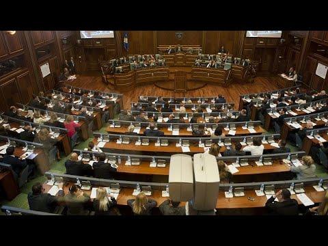 Eleito presidente de Parlamento kosovar