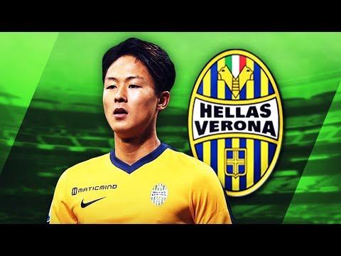 LEE SEUNG-WOO (이승우) - Unreal Goals, Skills & Assists - 2017/2018 (HD)
