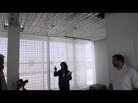 Video: A look inside a Louvre Abu Dhabi mock-up gallery