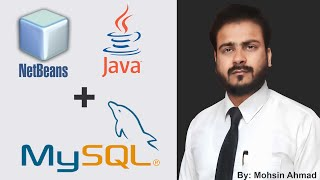 Java Database Connectivity with MySQL in NetBeans - YouTube