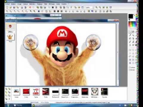 Tuto comment couper et coller une image sur photofiltre 7 youtube - Couper une video sur vlc ...