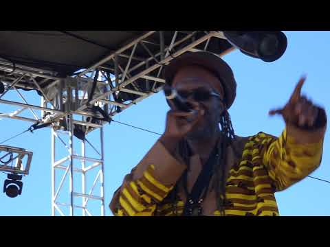 Macka B and the Roots Ragga Band Sierra Nevada World Music Festival June 17 2017 whole show