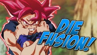 Die Große Fusion! - Dragonball Super Folge 121 Review | SerienReviewer