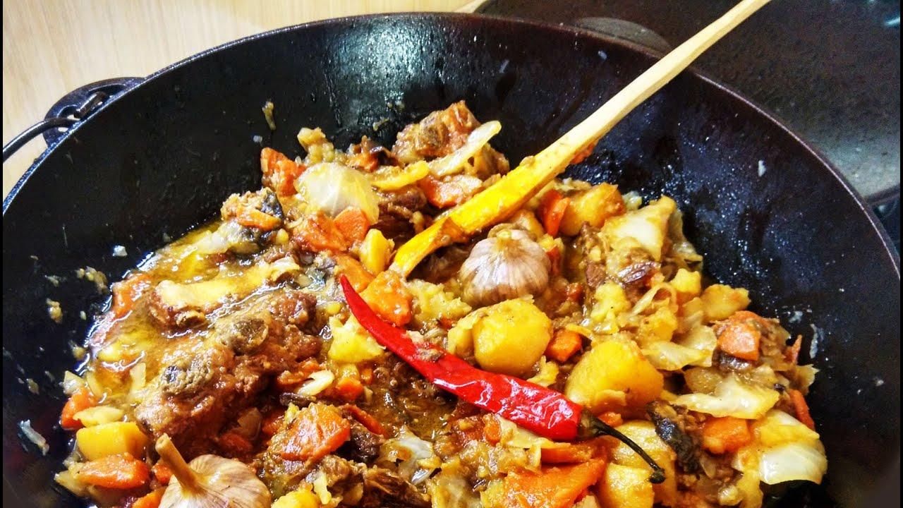 связи переездом рецепты блюд в казане с фото отмечают сходство