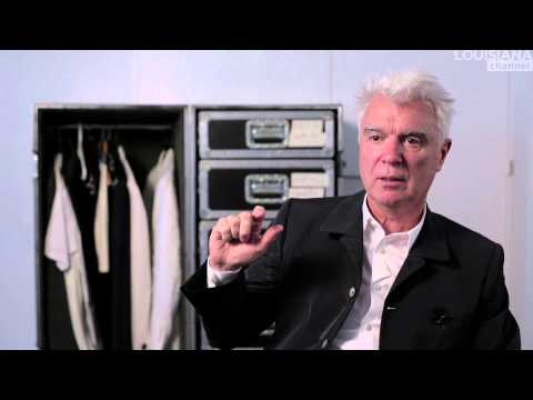 David Byrne Interview: Advice to the Young