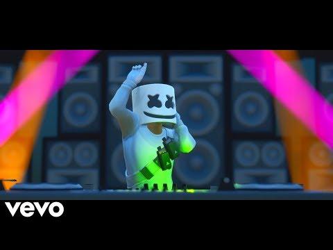 Marshmello ft Bastille - Happier Fortnite   Remastered
