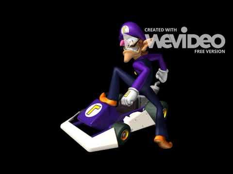 Mario Kart DS Waluigi Voice Clips