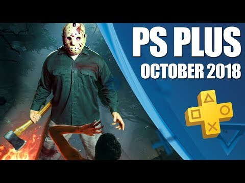 PS Plus October 2018 games