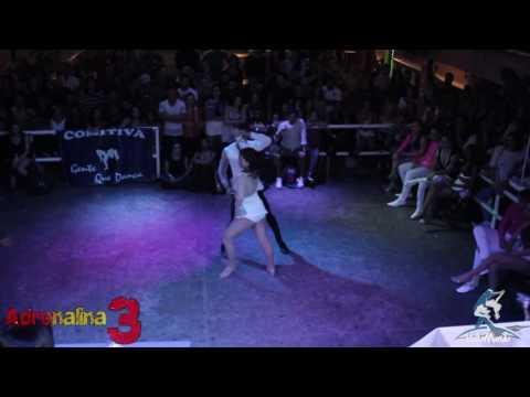 Baila Mundo - Romário e Sabrina (Campeonato Adrenalina 3)