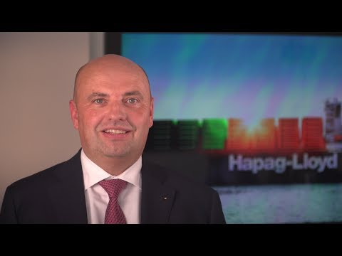 Hapag-Lloyd CCO Thorsten Haeser video message to customers on the completed merger | Hapag-Lloyd