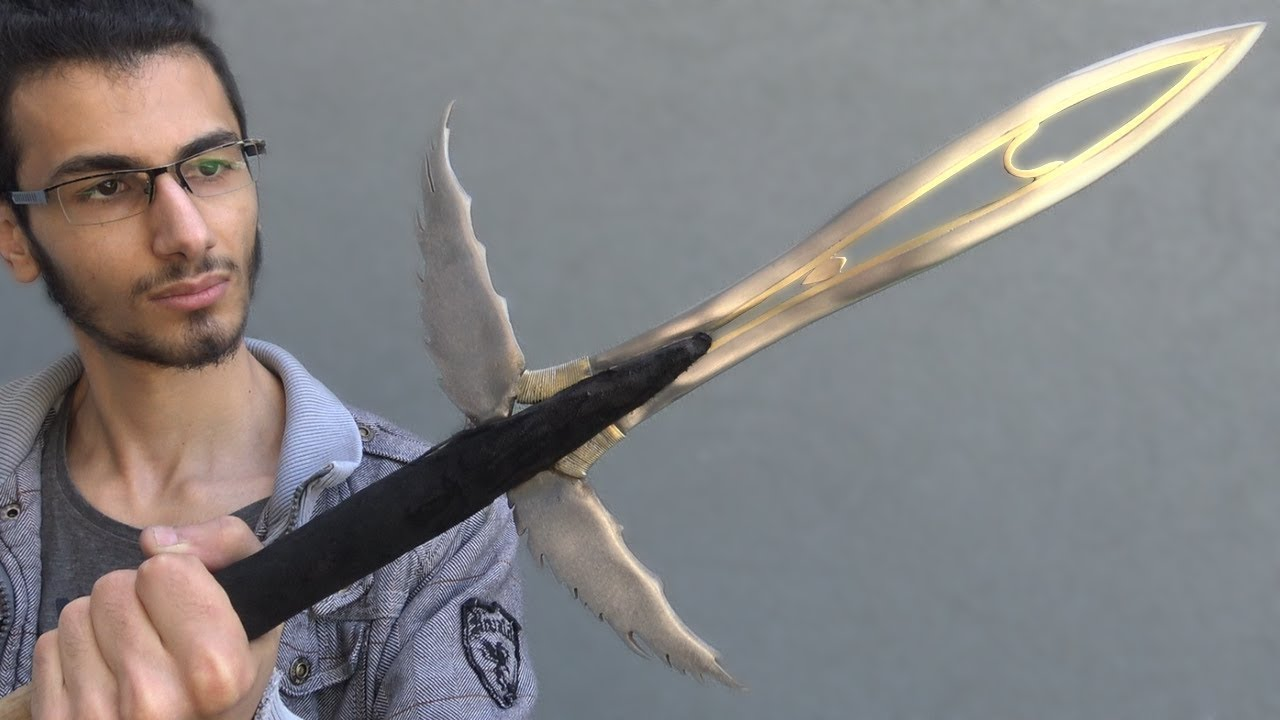 Faire une LANCE Viking