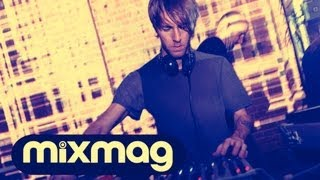 Richie Hawtin at Mixmag Live New Horizons @ Village Underground London 2012