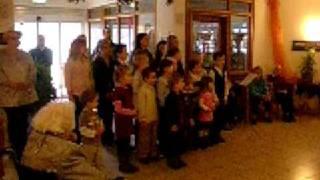 Lass das Lied der Liebe - Kinderchor NAK Coswig (Anhalt) - Singen im Seniorenwohnpark