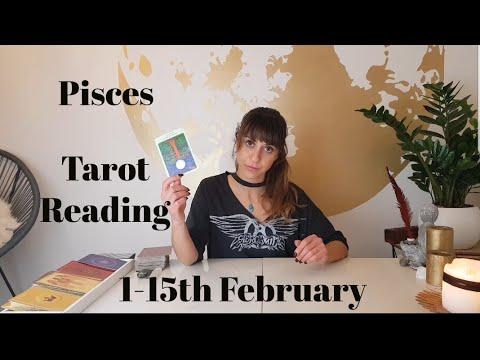 PISCES - 'Still waters run deep Pisces...' 1-15TH February Tarot Reading