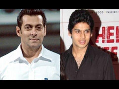 Bhagyashree's Son to Enter Bollywood - Courtesy Salman ...