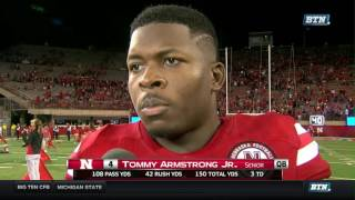 Fresno State at Nebraska - Football Highlights Sam Foltz Tribute
