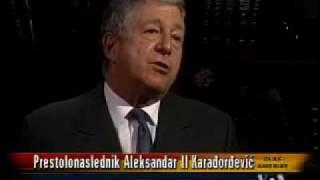 Princ Aleksandar: SAD će pomoći da se odbace uslovljavanja u odnosu na Srbiju