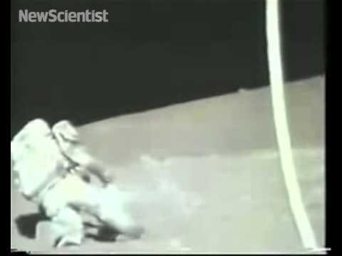 Low gravity makes astronauts prone to falling over