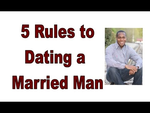 What to do when dating a married man
