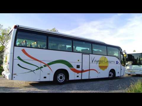Voyages en bus et autocar en Aquitaine - Voyages Lasserre