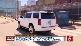 Metro Council Special Committee Continues Investigating Megan Barry