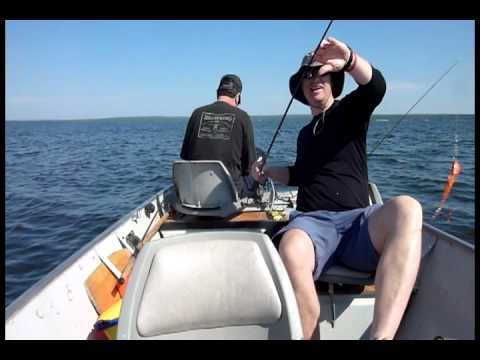 Fish 2010 Lesser Slave Lake Dan Ted Brad Walleye Pike