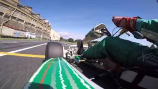 Karting X30 Circuit du Bicêtre Montbrison