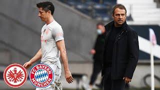 🎙️ Pressekonferenz mit Hansi Flick | Eintracht Frankfurt - FC Bayern