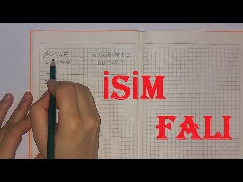 Isim Fali Nasil Bakilir Ask Fali Youtube
