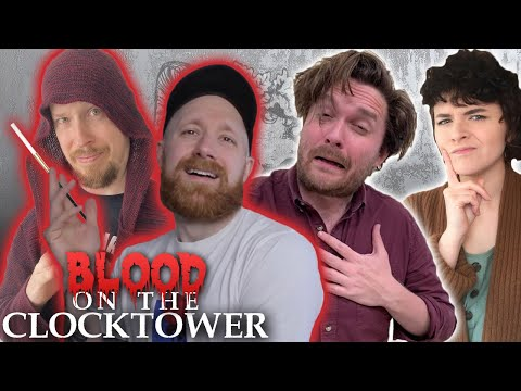 A Stud In Scarlet | NRB Play Blood On The Clocktower