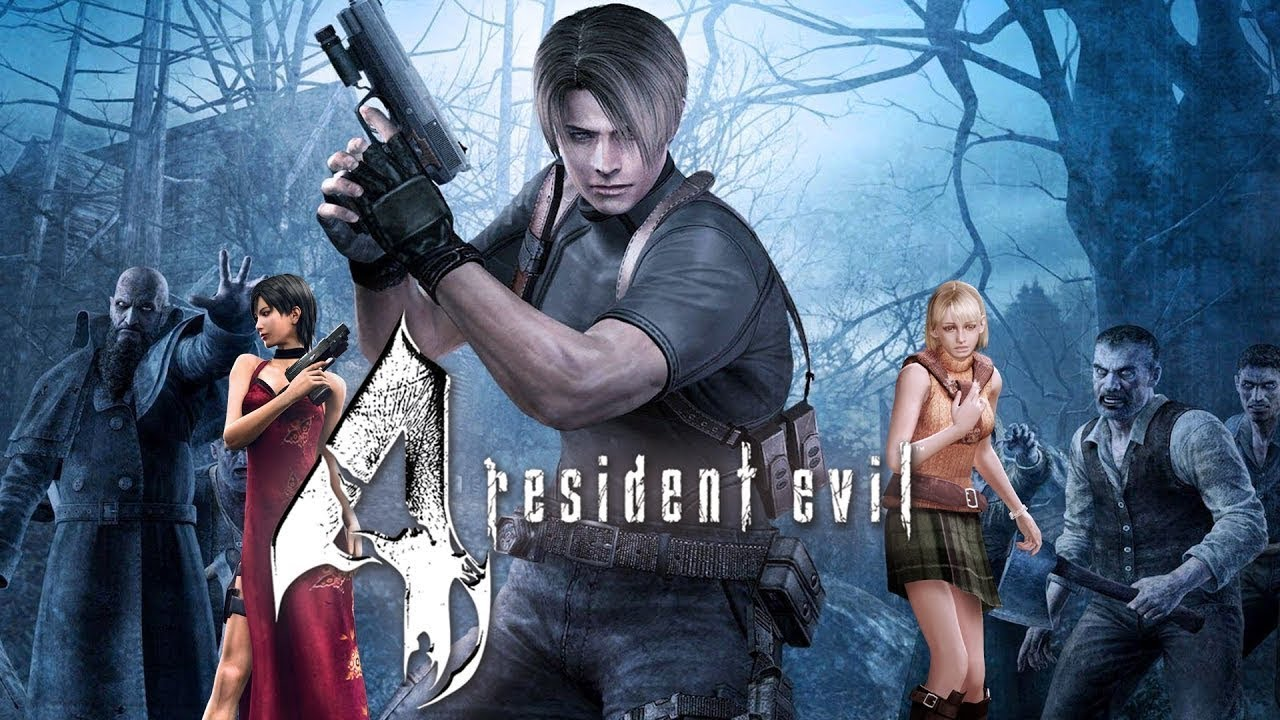 Download RESIDENT EVIL 4 On ANDROID [75MB] APK+DATA - RE- BioHazard 4  (Hindi)🔥🔥🔥