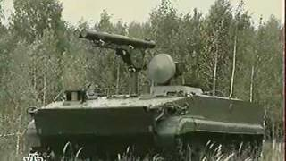 Military Vehicles [Russia]: 9П157-2 Хризантема ИТ/9P157-2 Chrysanthemum TD (СВРФ)