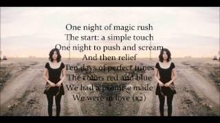 Heartbeats- Daniela Andrade Lyrics (Cover