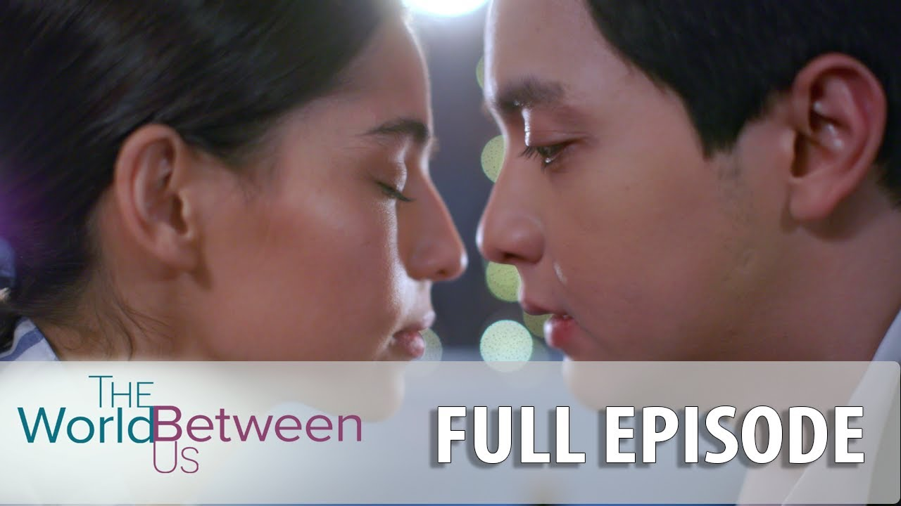 Download The World Between Us: Louie and Lia's love at first fight! (Full Episode 1)