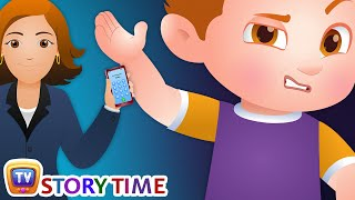 Naughty ChaCha Gets Lost - ChuChuTV Good Habits Moral Stories for Kids