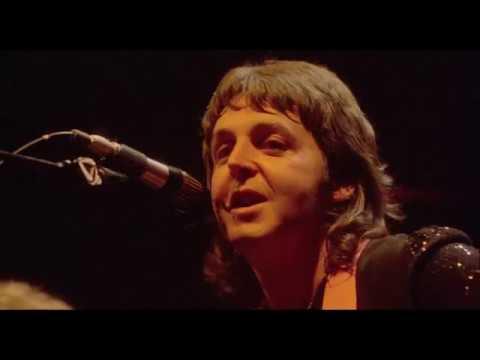 Paul McCartney & Wings — I´ve just Seen a Face (HD)